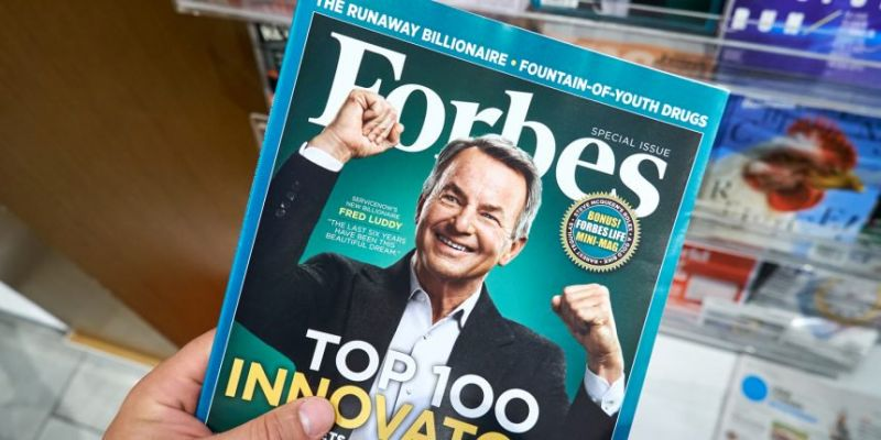 Forbes Partners With Civil to Publish Content on a Blockchain