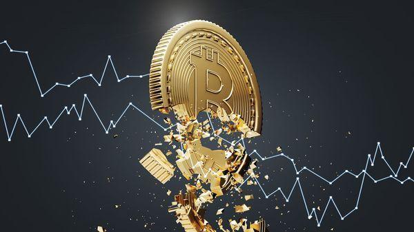 Курс биткоина неожиданно рухнул на 13%, названа главная причина