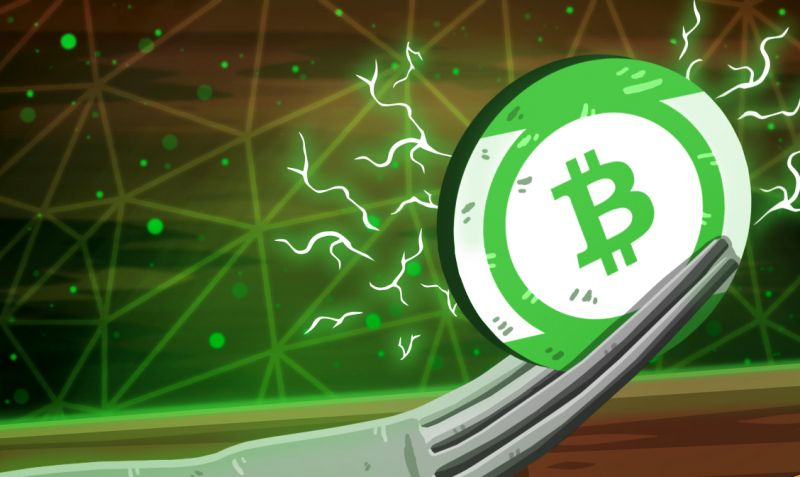 Хардфорк в сети Bitcoin Cash повлек за собой технические проблемы