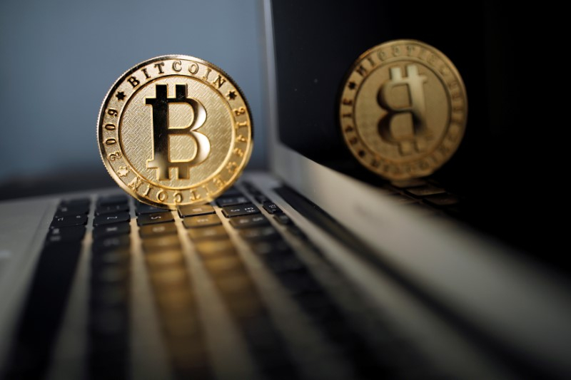 Криптовалюта Биткойн поднялась выше $11.792,0, показав рост на 7%