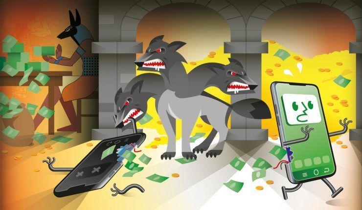 Android-банкер Cerberus использует шагомер, чтобы избежать обнаружения