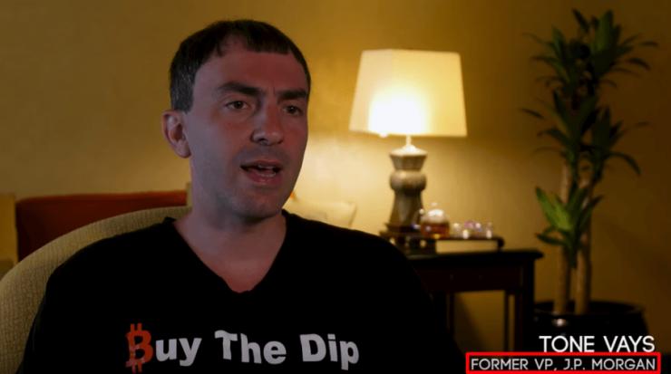 Трейдер Тон Вейс о росте биткоина