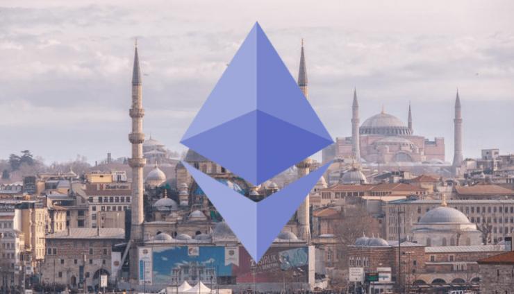 Ethereum: Обновление для подготовки к Стамбулу