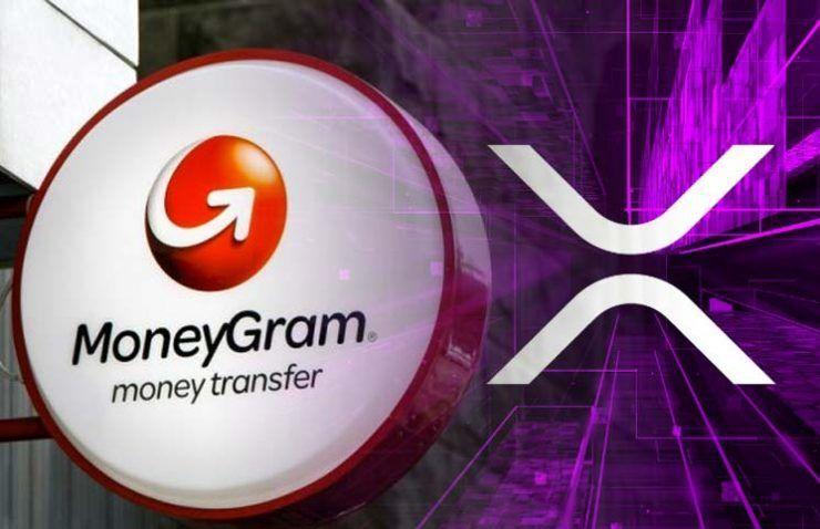 MoneyGram использует XRP для транзакций