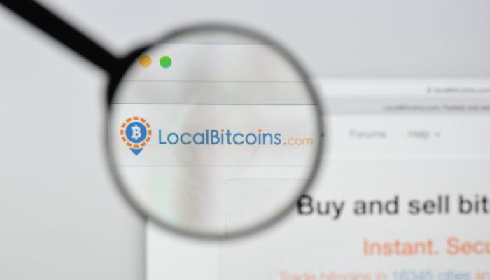 Введение верификации пользователей обрушило объемы торгов на LocalBitcoins