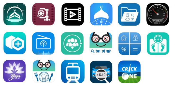 В Apple App Store обнаружили 17 приложений, промышлявших кликфродом