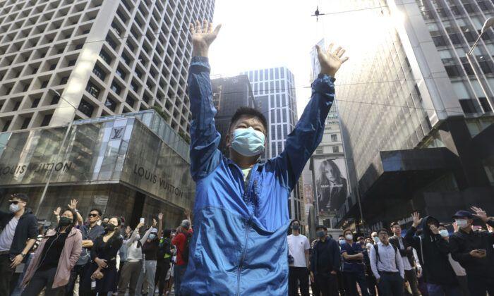 В Гонконге растёт популярность криптовалют