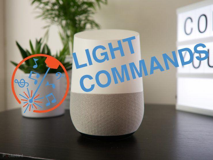 Siri, Alexa и Google Home можно скомпрометировать с помощью лазера
