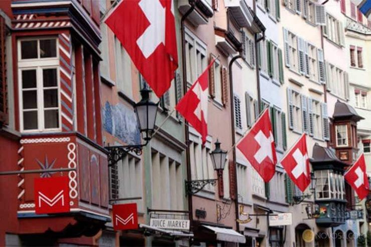 Швейцарский криптобанк выходит в новые страны