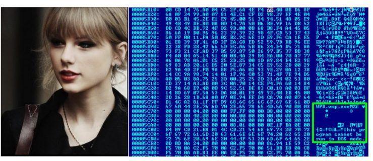 Майнинговый ботнет MyKingz использует фото Тейлор Свифт для сокрытия полезной нагрузки