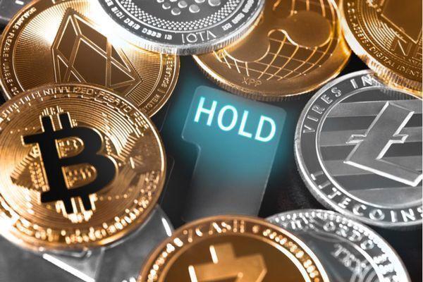 Криптовалюты вышли в рост на недолгое время