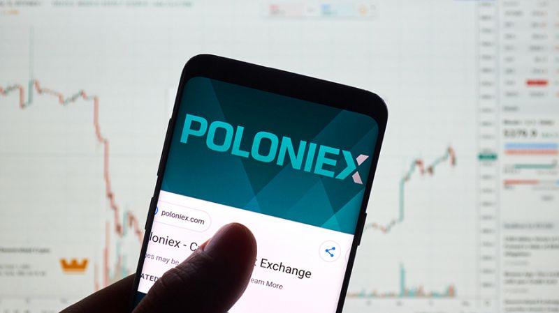 Некоторые из основных вкладок Poloniex стали доступны на русском языке
