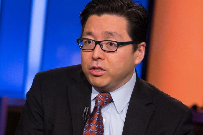 Том Ли ждет роста биткоина на 200% в ближайшие полгода