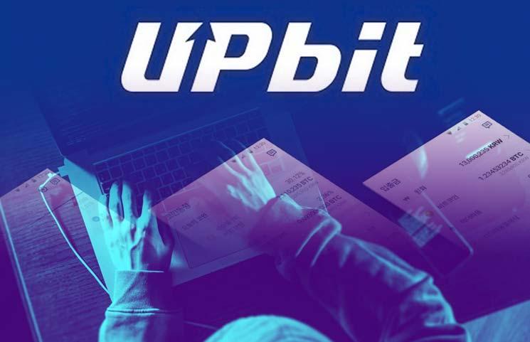 Похищенные с Upbit средства пришли в движение