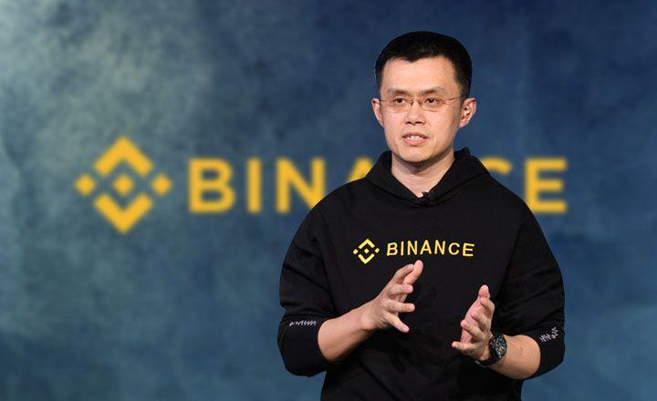 Чанпен Чжао прокомментировал появление Binance на первом месте в рейтинге CoinMarketCap