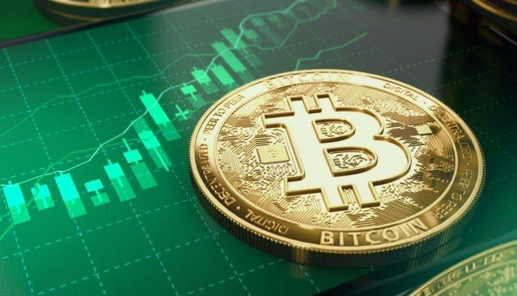 Курс биткоина превысил уровень $9500