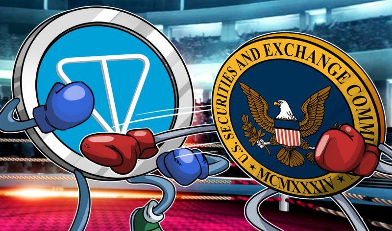 Telegram согласился передать SEC документы по проекту TON