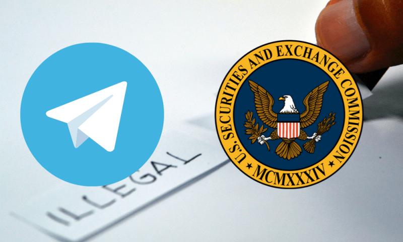 Telegram заплатит SEC штраф $18,5 млн в рамках разбирательства по поводу TON