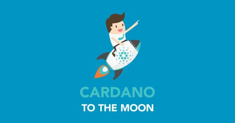 Cardano продолжает своё восхождение