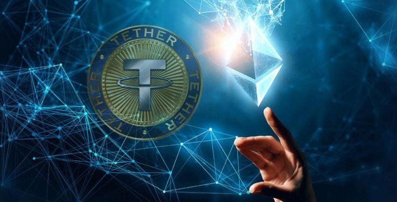 Криптовалютные киты контролируют половину эмиссии Tether на Ethreum