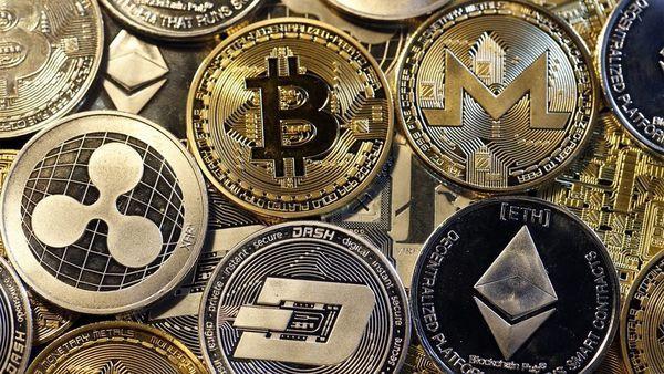 Курсы криптовалют включая биткоин все больше ориентируются на биржи