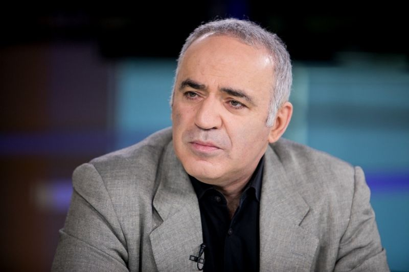 Гарри Каспаров высказался положительно о биткоине