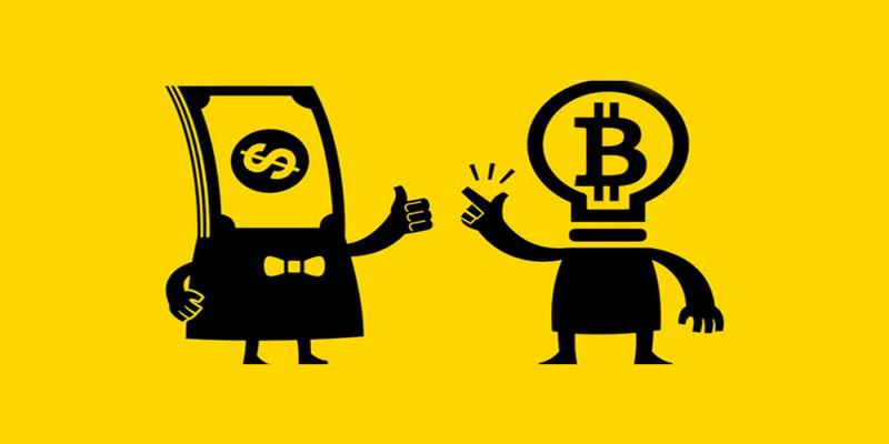 Во что сейчас лучше инвестировать: В доллар или биткоин?