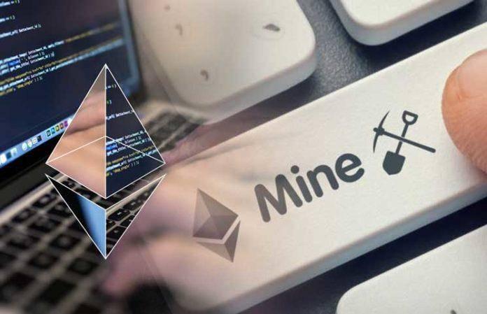 За последний месяц доходы майнеров Ethereum подскочили на 60%