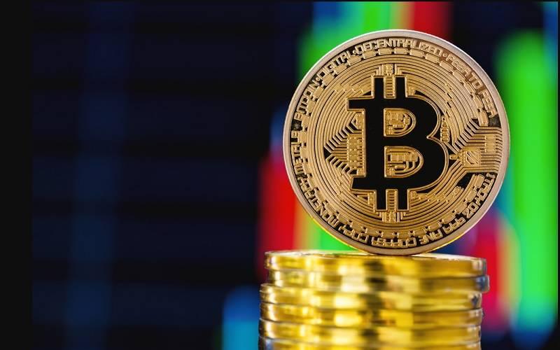 Объем торгов биткоином за прошедшие 3 месяца обогнал показатели конца 2017 года