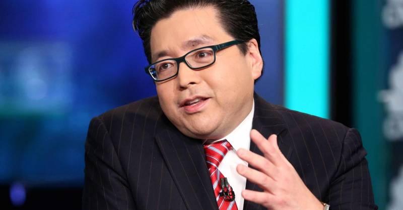 Том Ли считает, что биткоин встал на путь уверенного роста