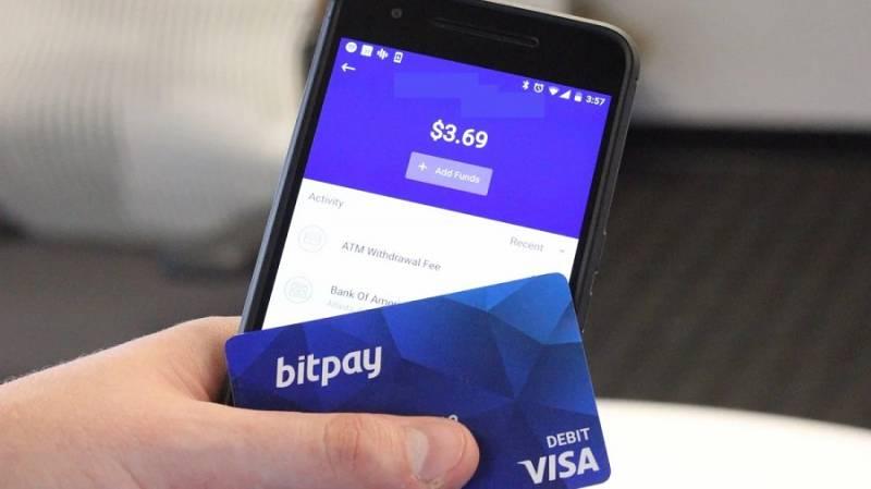 Оператор криптоплатежей BitPay добавил поддержку XRP