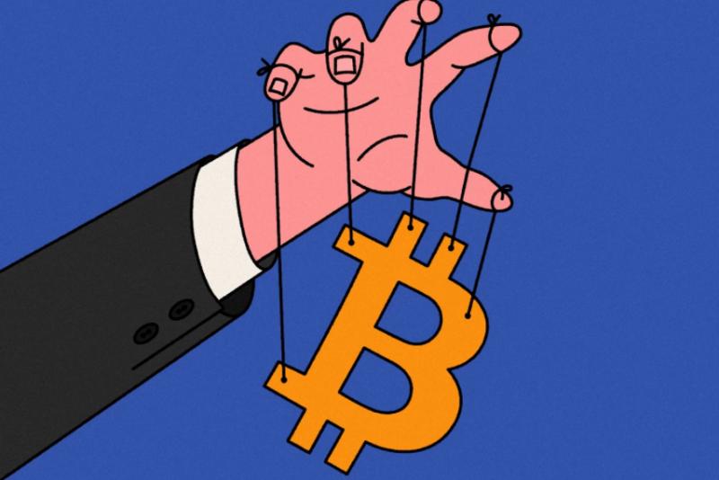 Мнение: Нынешний рост биткоина является результатом манипуляций