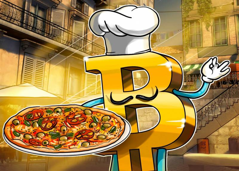 Bitcoin Pizza Day: Сегодня десятая годовщина со дня покупки пиццы за биткоины