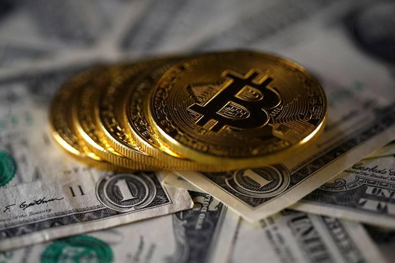 Криптовалюта Биткоин поднялась выше $9.564,9, показав рост на 4%
