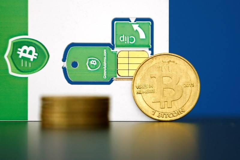 Криптовалюта Биткоин рухнула на 56%