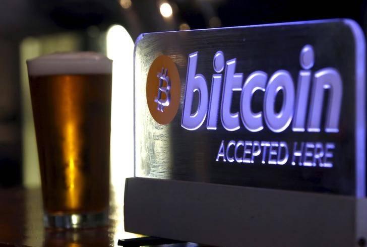 Криптовалюта Биткоин поднялась выше $8.021,5, показав рост на 6%