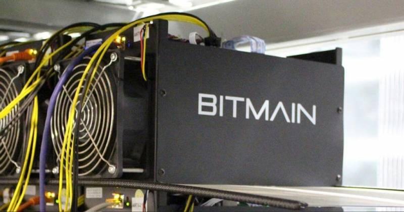 HIVE купит у Bitmain 1800 ASIC-майнеров