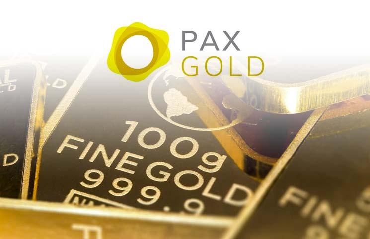 Binance добавляет поддержку PAX Gold