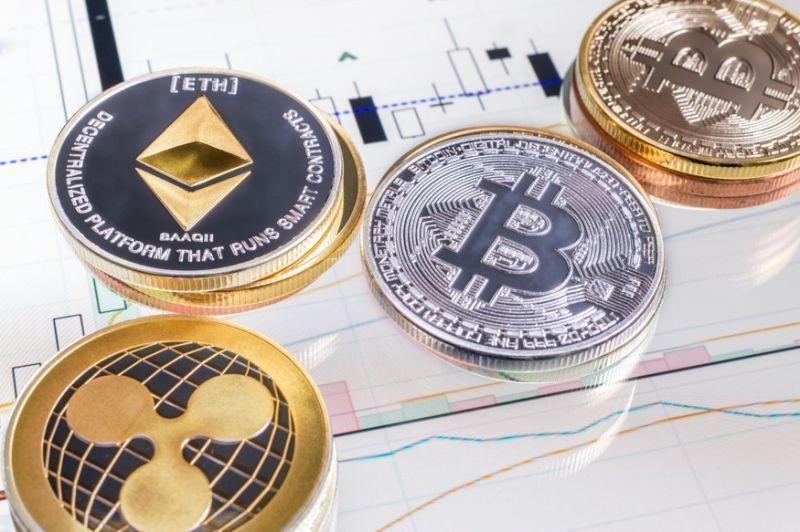 Как изменилась цена ведущих криптовалют за 2 года?