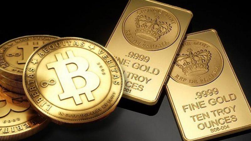 Аналитик Bloomberg указал на хорошие перспективы золота и биткоина в этом году