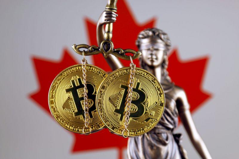 Канада начала официально регулировать крипто-отрасль