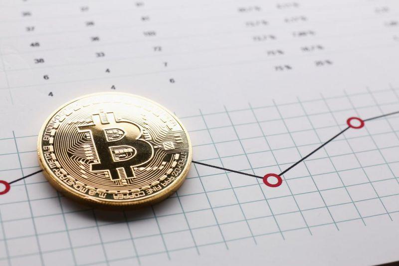 Волатильность биткоина находится на восьмимесячном минимуме