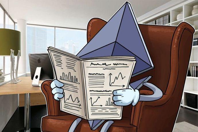 Ежедневное число транзакций в сети Ethereum достигло максимума с января 2018 года