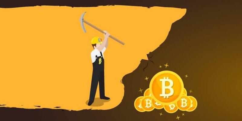 Количество отправляемых майнерами биткоинов на биржи упало до годового минимума