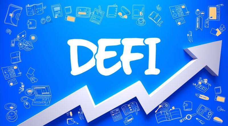 Капитализация рынка DeFi составляет уже более $4 млрд
