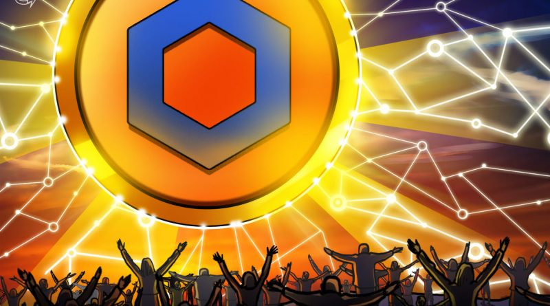 Цена Chainlink обновила исторический максимум пока угрозы от Zeus Capital продолжаются