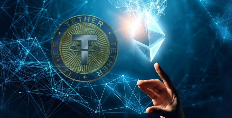 Whale Alert зафиксировал перемещение 1 млрд USDT с блокчейна TRON на Ethereum