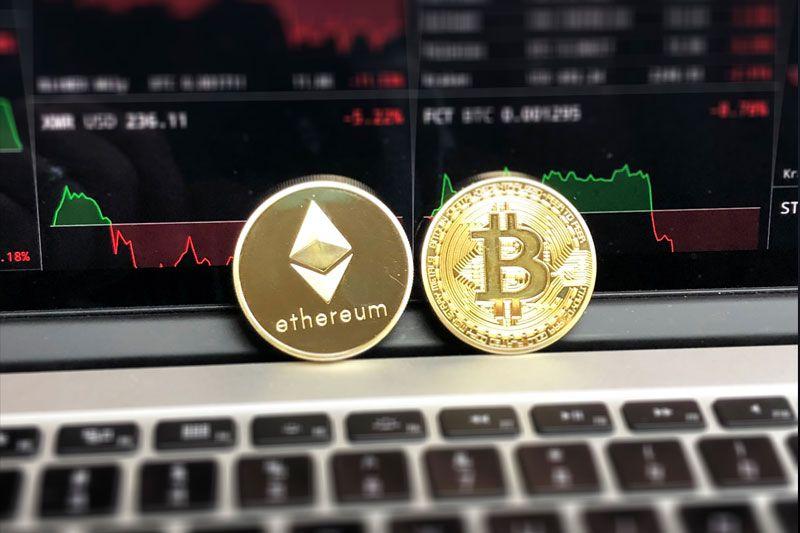 Криптовалюта Эфириум просела на 10%