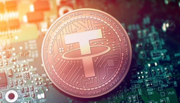 Капитализация Tether впервые превысила отметку $15 млрд