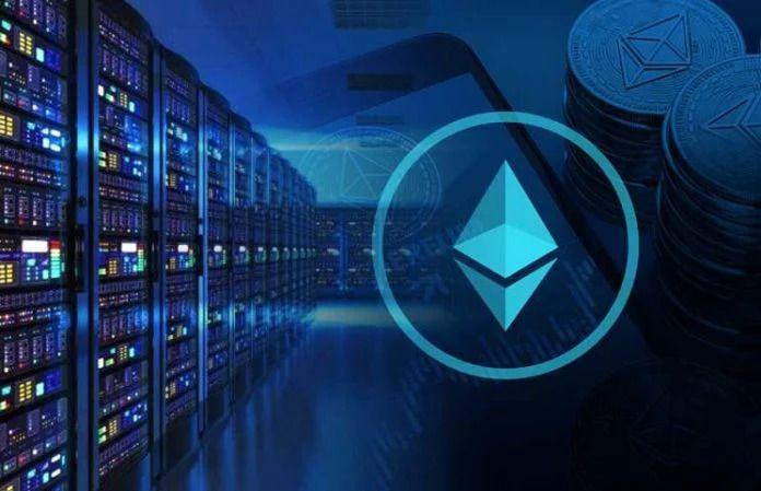 Комиссии за обработку транзакций впервые принесли майнерам ETH больше дохода, чем награды за блоки